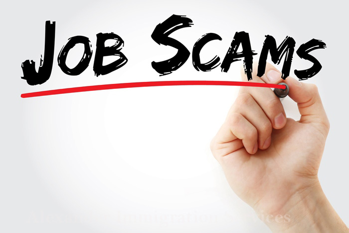 Fake Canadian Job Offers on the Rise